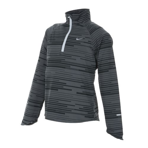 Nike Girls' Element Jacquard Half Zip Top