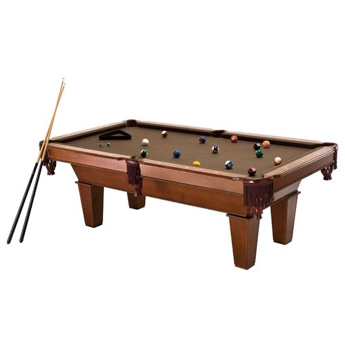 Fat Cat Frisco 7' Maple Pool Table - view number 2