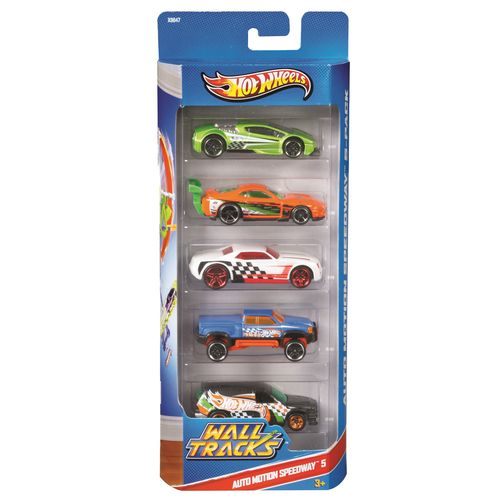 Hot Wheels® Car Assortment 5-Pack