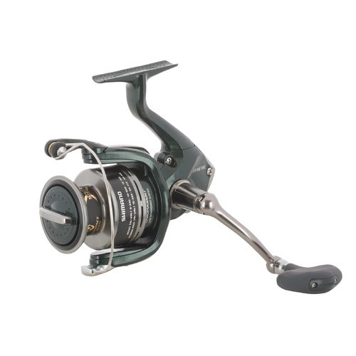 Image for Shimano Symetre 4000-FL Spinning Reel Convertible from Academy