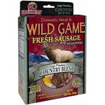 Hi-Country 12.8 oz. Country Blend Domestic Meat and Wild Game Fresh Ground Sausage Seasoning Kit