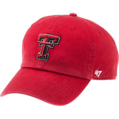 '47 Men's Texas Tech University Clean Up Cap - view number 1