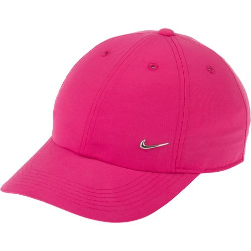 Nike™ Girls' Metal Swoosh Cap