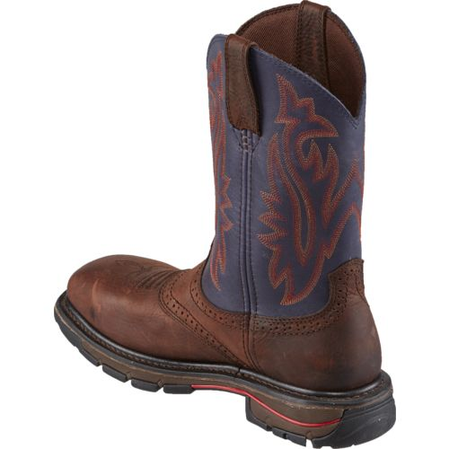 Wolverine Men's Javelina High Plains Western Wellington Steel Toe Boots - view number 4