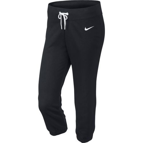 Nike Women s Club Fleece Swoosh Capri Pant