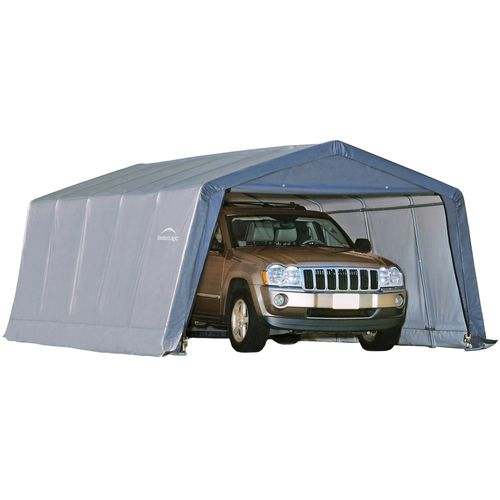 ShelterLogic Garage-in-a-Box® 12' x 20' Storage Shelter - view number 1