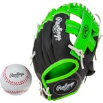 Rawlings Youth Players Basket Web 9 in Pitcher/Infield Glove - view number 2
