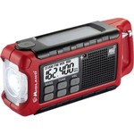 Midland ER200 Compact Emergency Crank Digital Weather Alert Radio
