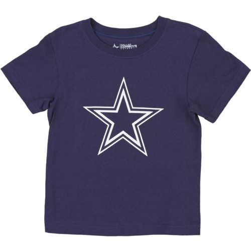 Display product reviews for Dallas Cowboys Toddlers' Logo Premier T-shirt