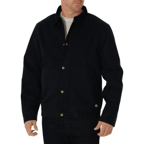 Display product reviews for Dickies Men's Sanded Duck Sherpa-Lined Jacket