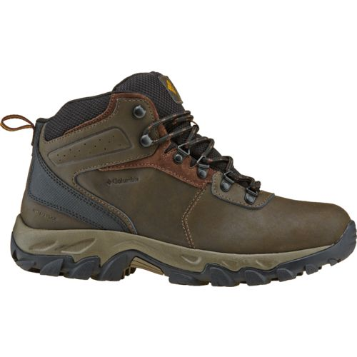 Columbia Sportswear Men's Newton Ridge Plus II Waterproof Hiking Shoes - view number 1