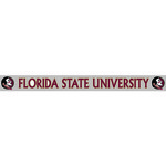 "Stockdale Florida State University 2"" x 19"" Vinyl Die-Cut Decal"