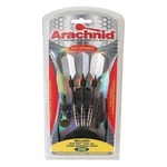 Arachnid SFA500 Advanced Series Gunmetal 16-Gram Soft-Tip Darts 3-Pack