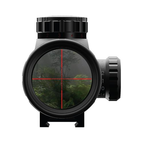 iProtec Railer 3 - 9 x 32 Illuminated Mil-Dot Scope - view number 3