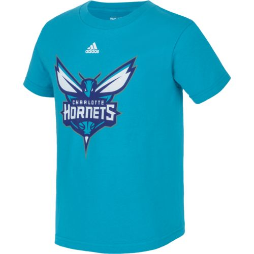 adidas™ Boys' Charlotte Hornets Primary Logo T-shirt - view number 1