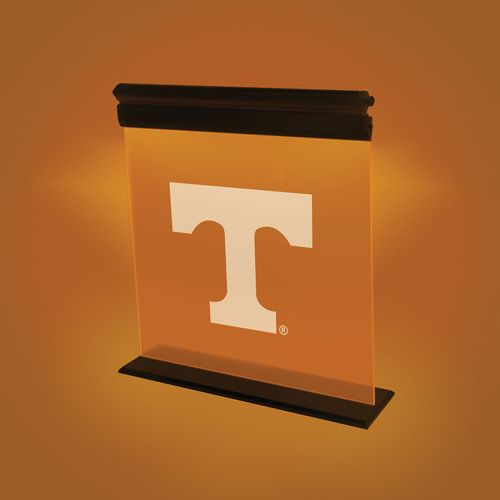 AES Optics University of Tennessee Acrylic LED Light