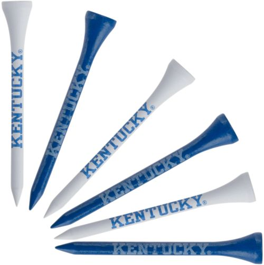 Team Golf University of Kentucky Tees 50-Pack