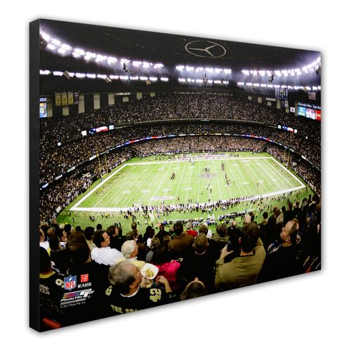 Photo File New Orleans Saints Superdome 8' x 10' Photo