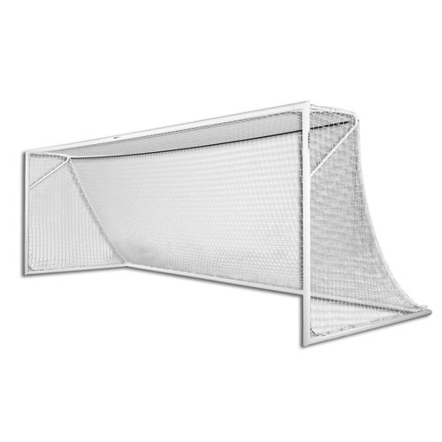 Kwik Goal 6.5 ft x 18.5 ft Deluxe European Club Junior Soccer Goal
