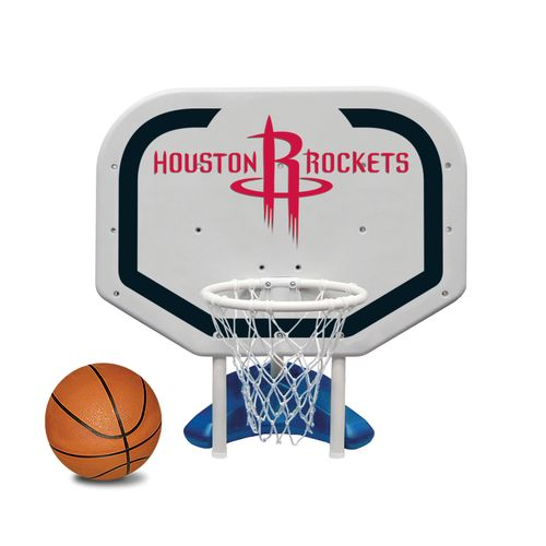 Poolmaster® Houston Rockets Pro Rebounder Style Poolside