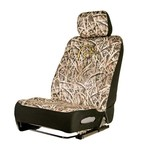 Ducks Unlimited Mossy Oak Low-Back Neoprene Seat Cover - view number 1