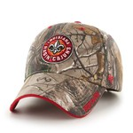 '47 Adults' University of Louisiana at Lafayette Realtree Frost MVP Cap