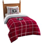 The Northwest Company University of Georgia Twin Comforter and Sham Set - view number 1