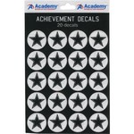 Academy Sports + Outdoors Football Star Decals 20-Pack - view number 1