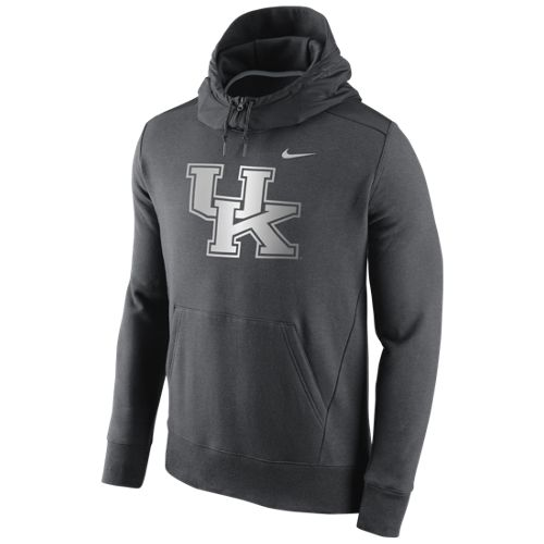 Nike Men's University of Kentucky Hybrid Pullover Hoodie