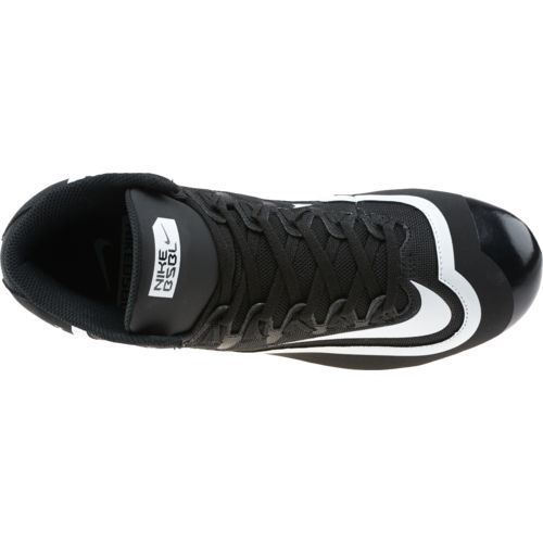 Nike Men's Huarache 2KFilth Pro Mid Baseball Cleats - view number 4