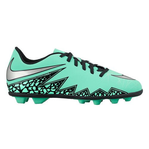 Nike Kids' Junior HyperVenom Phade II Firm-Ground Soccer