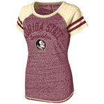 Touch by Alyssa Milano Women's Florida State University In the Bleachers T-shirt