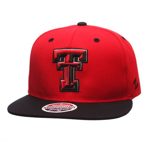 Zephyr Adults' Texas Tech University Z11 Core Snapback