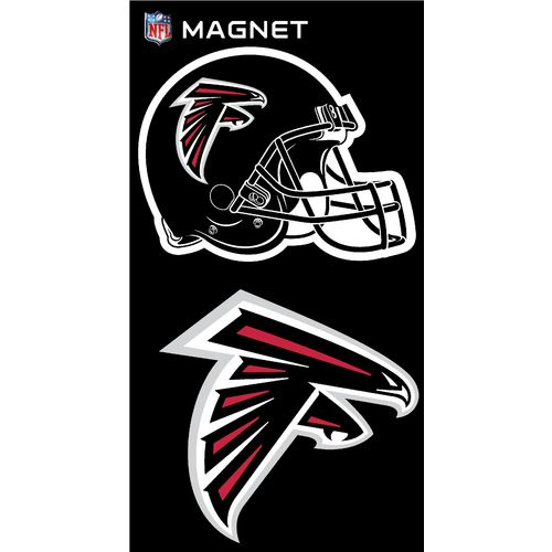 Stockdale Atlanta Falcons Magnets Multipack