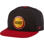 '47 Adults' Houston Rockets 2-Tone Sure Shot Captain Cap