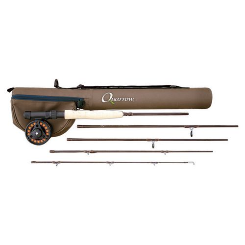 NEBO Quarrow Trout 8'6' Rod and Reel Combo