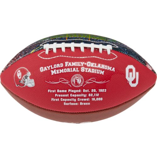 Rawlings® University of Oklahoma Stadium Football - view number 1