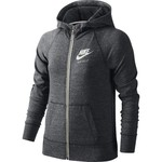 Nike Girls' Gym Vintage Full-Zip Hoodie