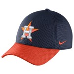 Nike Men's Houston Astros Dri-FIT Mesh Logo Cap