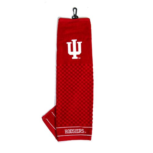 Team Golf Indiana University Embroidered Towel