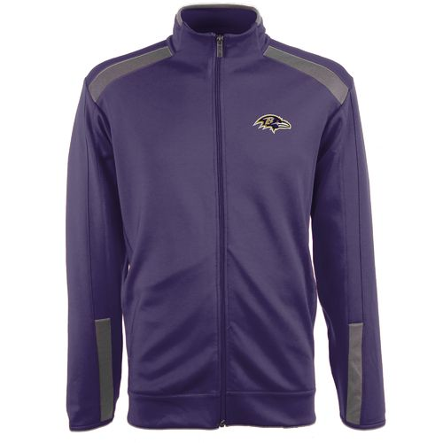 Antigua Men's Baltimore Ravens Flight Jacket