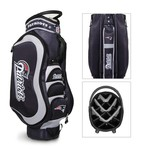 Team Golf New England Patriots Medalist 14-Way Golf Cart Bag