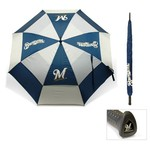 Team Golf Adults' Milwaukee Brewers Umbrella - view number 1