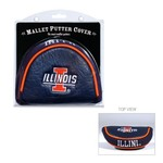 Team Golf University of Illinois Mallet Putter Cover - view number 1