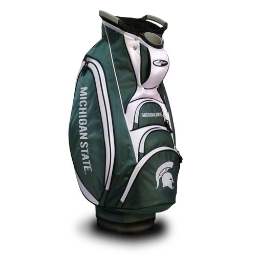 Team Golf Michigan State University Victory Cart Golf Bag
