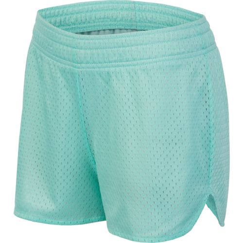 BCG Girls' 3 in Basic Mesh Basketball Short