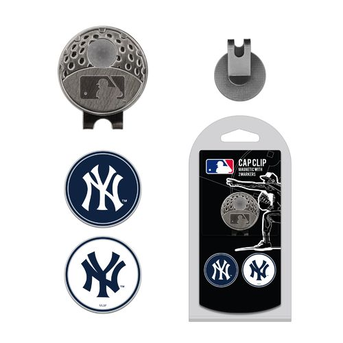 Team Golf New York Yankees Marker Cap Clip