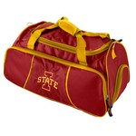 Logo Iowa State University Athletic Duffel Bag