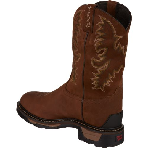 Tony Lama Men's Cheyenne TLX Waterproof Western Work Boots - view number 3