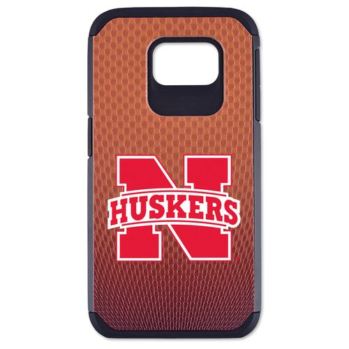 GameWear University of Nebraska Classic Football Pebble Grain Samsung Galaxy S6 Case